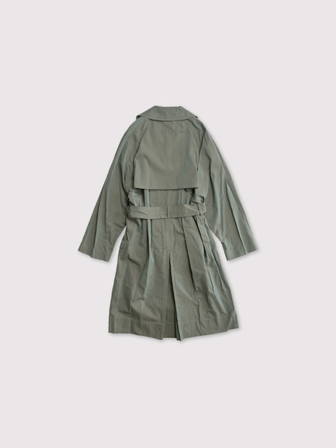 Loose fit trench coat 【SOLD】 2