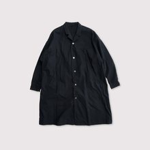 Open collar long shirt 【SOLD】