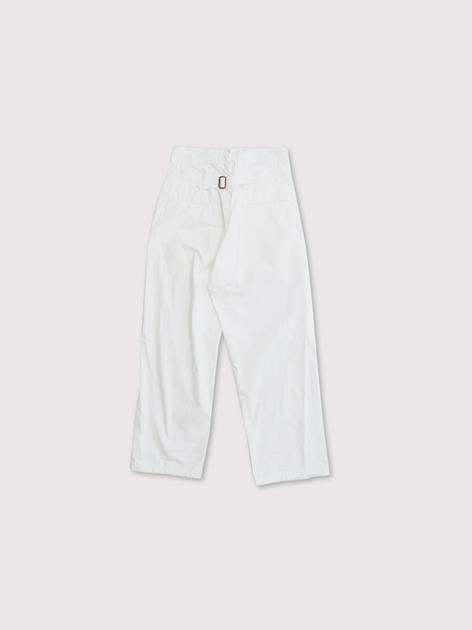 1900's work pants【SOLD】 3