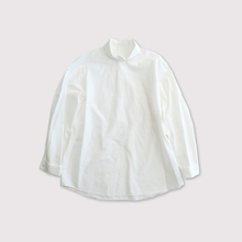 Roll collar blouse【SOLD】