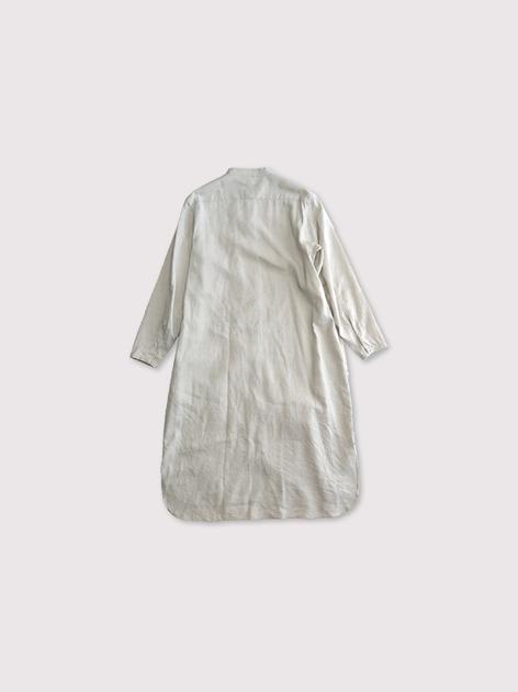 Front open night shirt dress【SOLD】 2