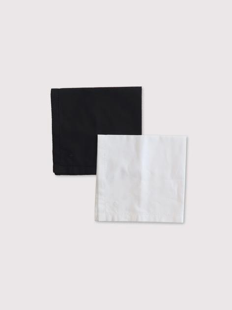 Picot handkerchief M 2