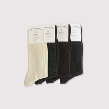 Rib socks【SOLD】