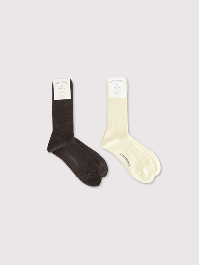 Rib socks【SOLD】 2
