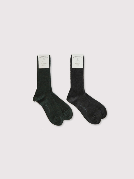 Rib socks【SOLD】 3