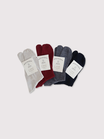 Plain tabi socks 2【SOLD】 1