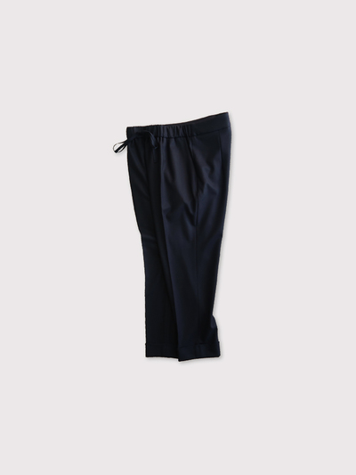 Draw string easy tapered pants【SOLD】 2