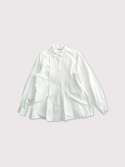 Front tuck pullover shirt【SOLD】 1