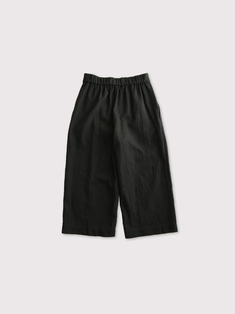 Wide cropped pants【SOLD】 3