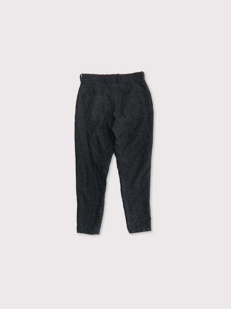 Two tuck narrow pants 【SOLD】 3