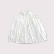 Pintuck victorian blouse【SOLD】