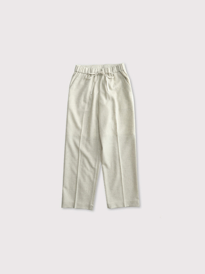 Draw string straight pants 2【SOLD】 1