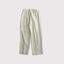 Draw string straight pants 2【SOLD】 3