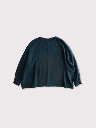 Shoulder button big slipon blouse【SOLD】 1