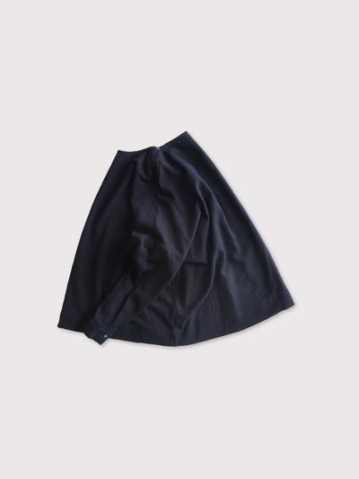 Shoulder button big slipon blouse【SOLD】 2