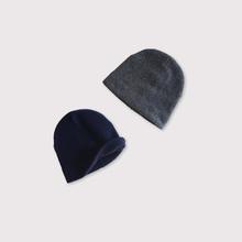 Simple cap~cashmere【SOLD】