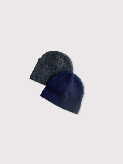 Simple cap~cashmere【SOLD】 2