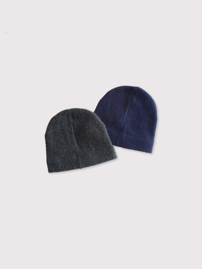 Simple cap~cashmere【SOLD】 3