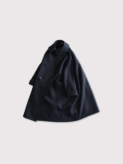 Small collar balloon coat【SOLD】 2
