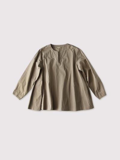 Side tuck slipon blouse【SOLD】 1