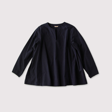 Side tuck slipon blouse【SOLD】