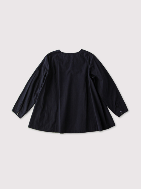 Side tuck slipon blouse【SOLD】 2