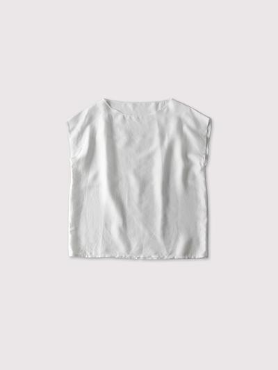 Boat neck slipon blouse【SOLD】 1