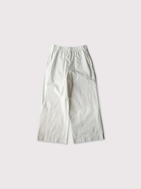 Wide straight pants【SOLD】 2