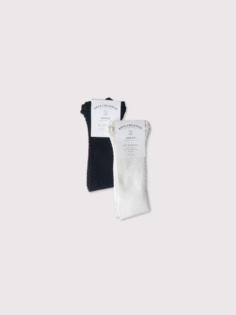 【※】Mesh socks 2