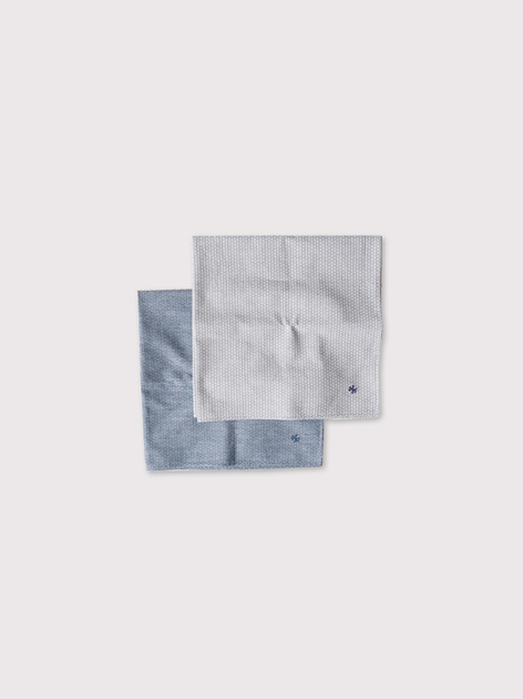 Flat handkerchief M 【SOLD】 3