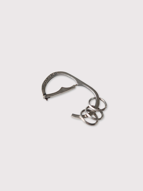 Oval key holder【SOLD】 3