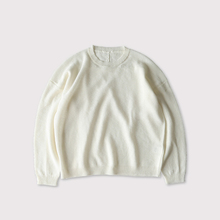Bulky sleeve balloon sweater 【SOLD】