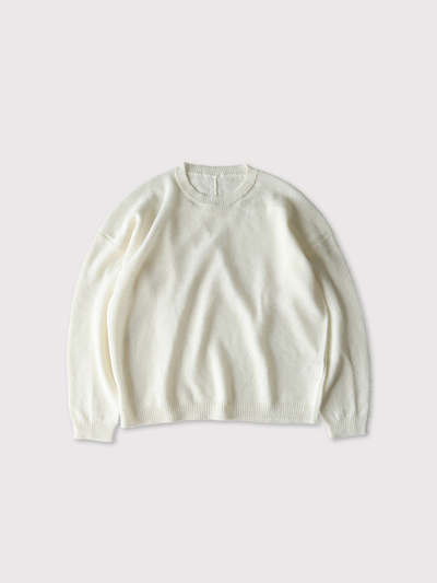 Bulky sleeve balloon sweater 【SOLD】 1