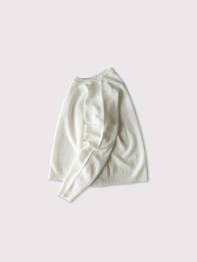 Bulky sleeve balloon sweater 【SOLD】 2
