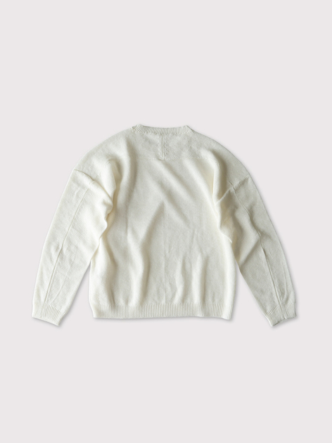 Bulky sleeve balloon sweater 【SOLD】 3