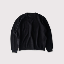 Bulky sleeve balloon sweater【SOLD】