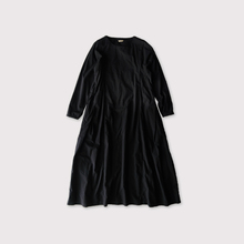 Side tuck tentline dress【SOLD】