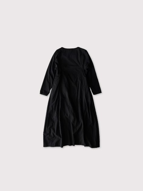 Side tuck tentline dress【SOLD】 3