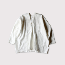 Flat blouse【SOLD】