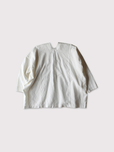 Flat blouse【SOLD】 3