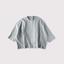 Shoulder button big slipon blouse【SOLD】 1