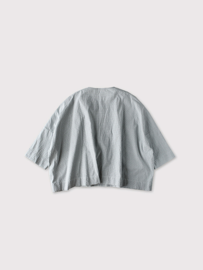 Shoulder button big slipon blouse【SOLD】 2
