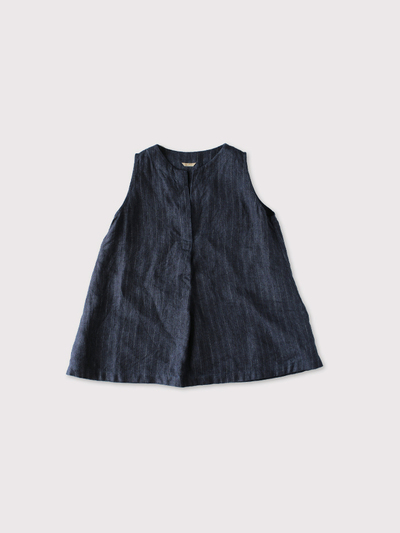No sleeve slipon blouse【SOLD】 1