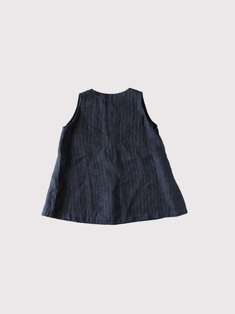 No sleeve slipon blouse【SOLD】 2
