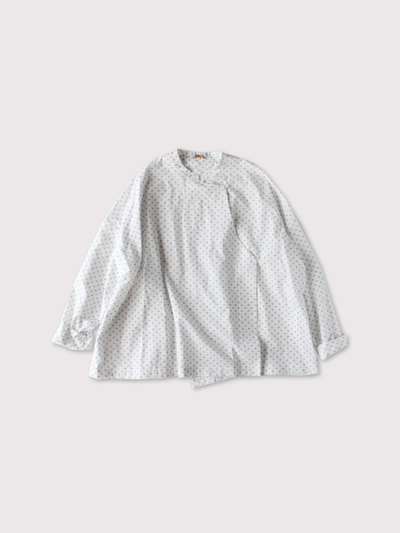 Ethnic wrap blouse long sleeve【SOLD】 1