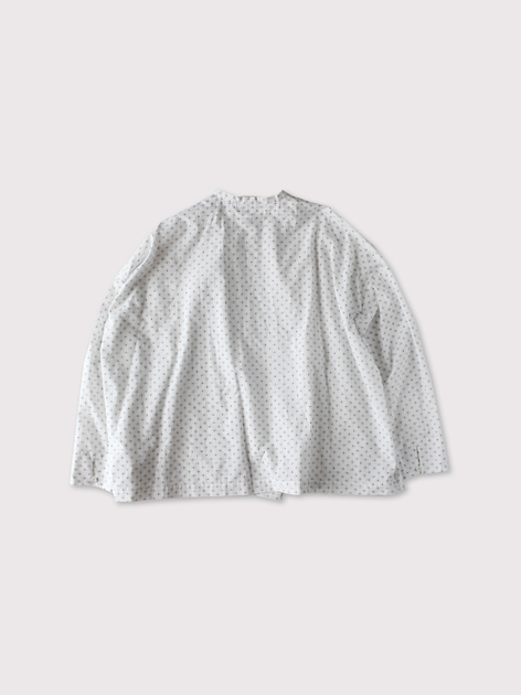 Ethnic wrap blouse long sleeve【SOLD】 3