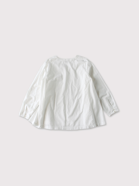 Side tuck slipon blouse 【SOLD】 2