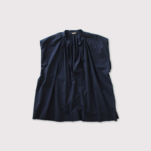 No sleeve string gather blouse【SOLD】