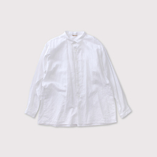 Smocking gather shirt