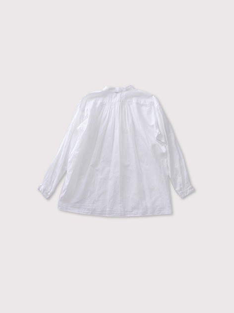 Smocking gather shirt【SOLD】 3